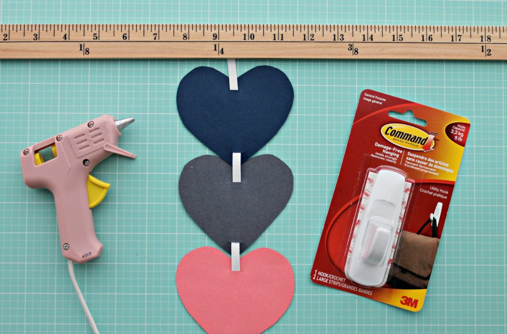 DIY Heart Wall Step 4