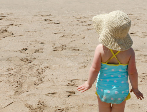 Parent Hacks for Summer: Sun Protection and Sand Removal