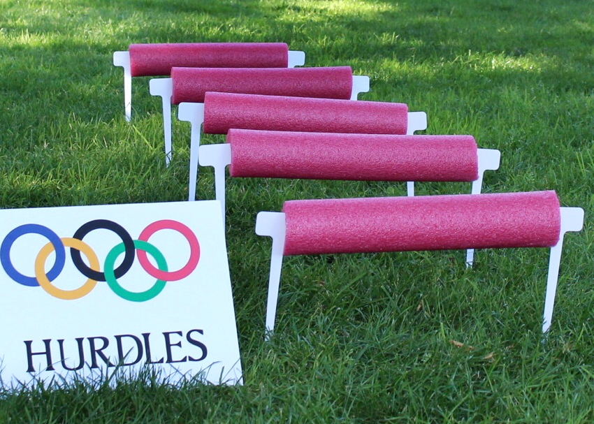Olympic Games | Olympic Party | Olympic Ideas | Go For Gold | Olympic Dessert Table | Kids Party Idea