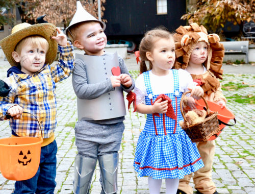 DIY Tin Man Costume | Boys Halloween Costume | Wizard of Oz Costume | DIY Halloween Costume
