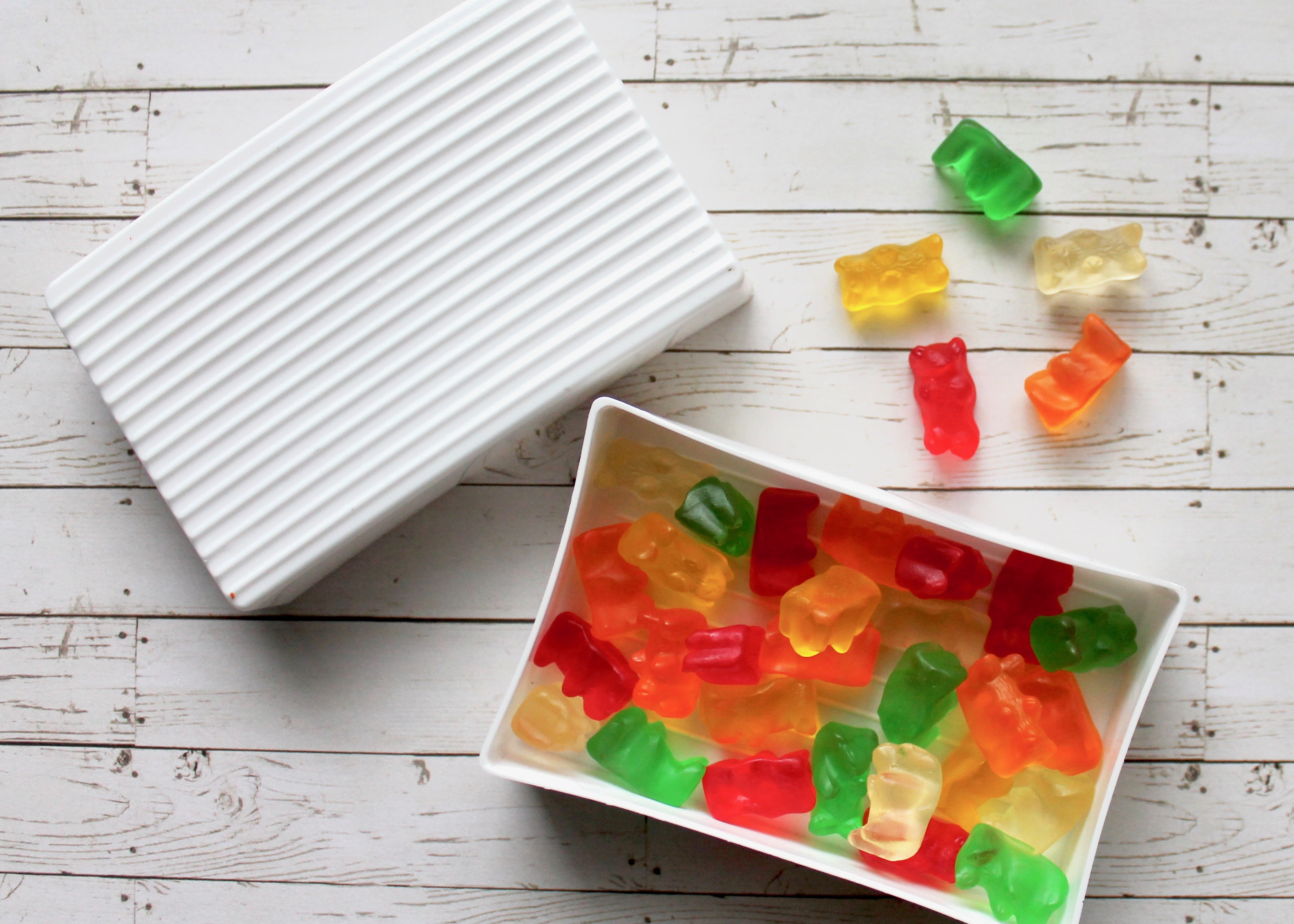 Dollar Store Soap Box Activities for Kids - Candy Holder