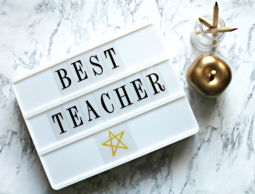 Unique Teacher Gifts