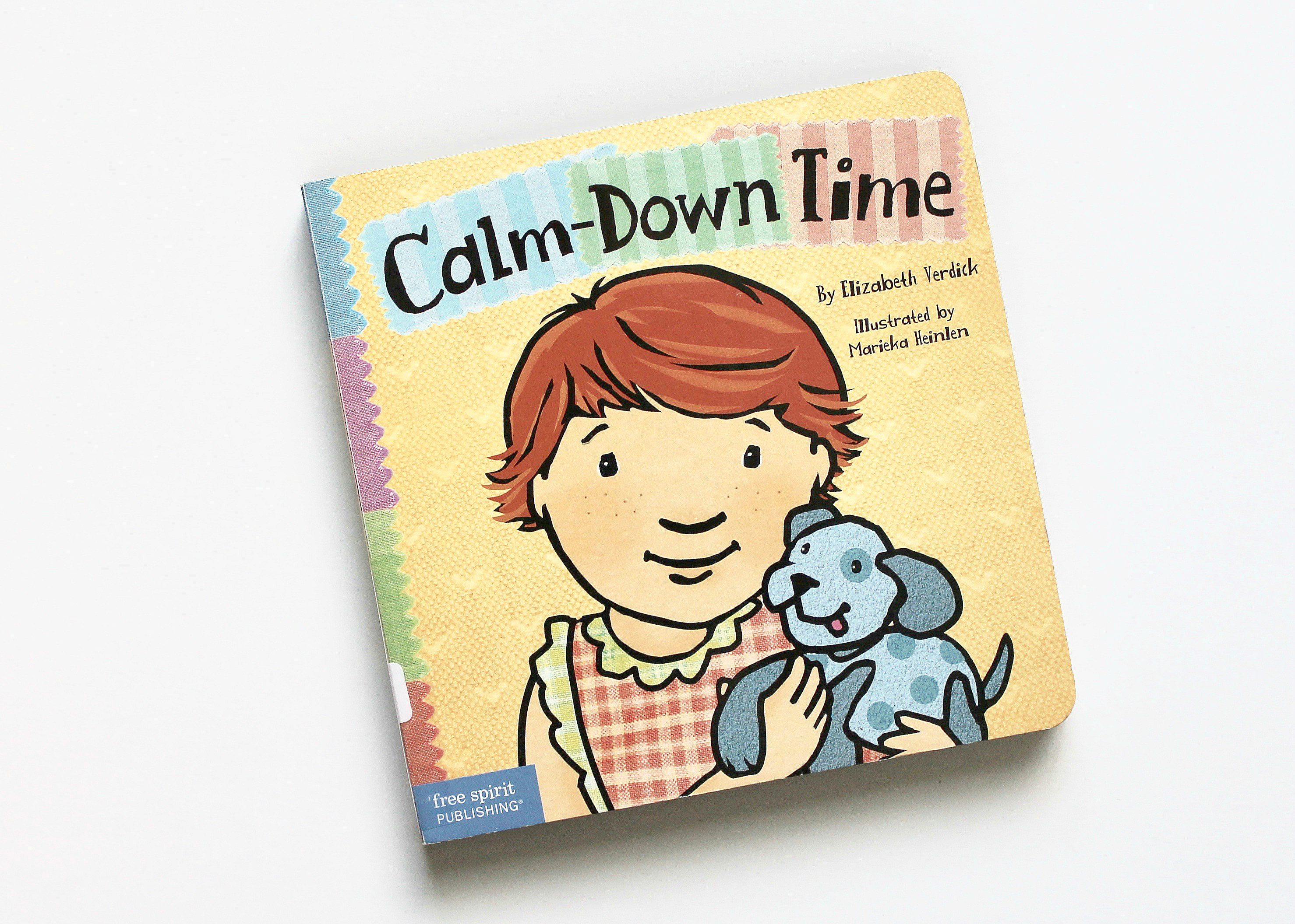 "Best Kid's Books About Feelings | ""Calm Down Time"" book"
