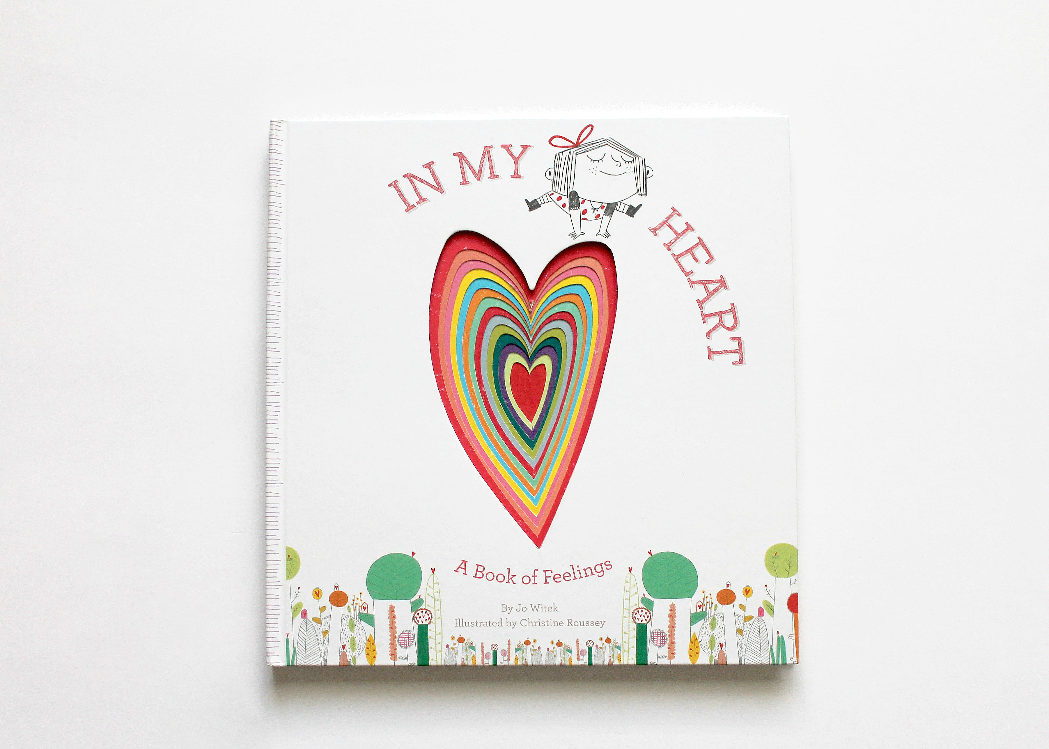 "Best Kids Books About Feelings | ""In My Heart"""