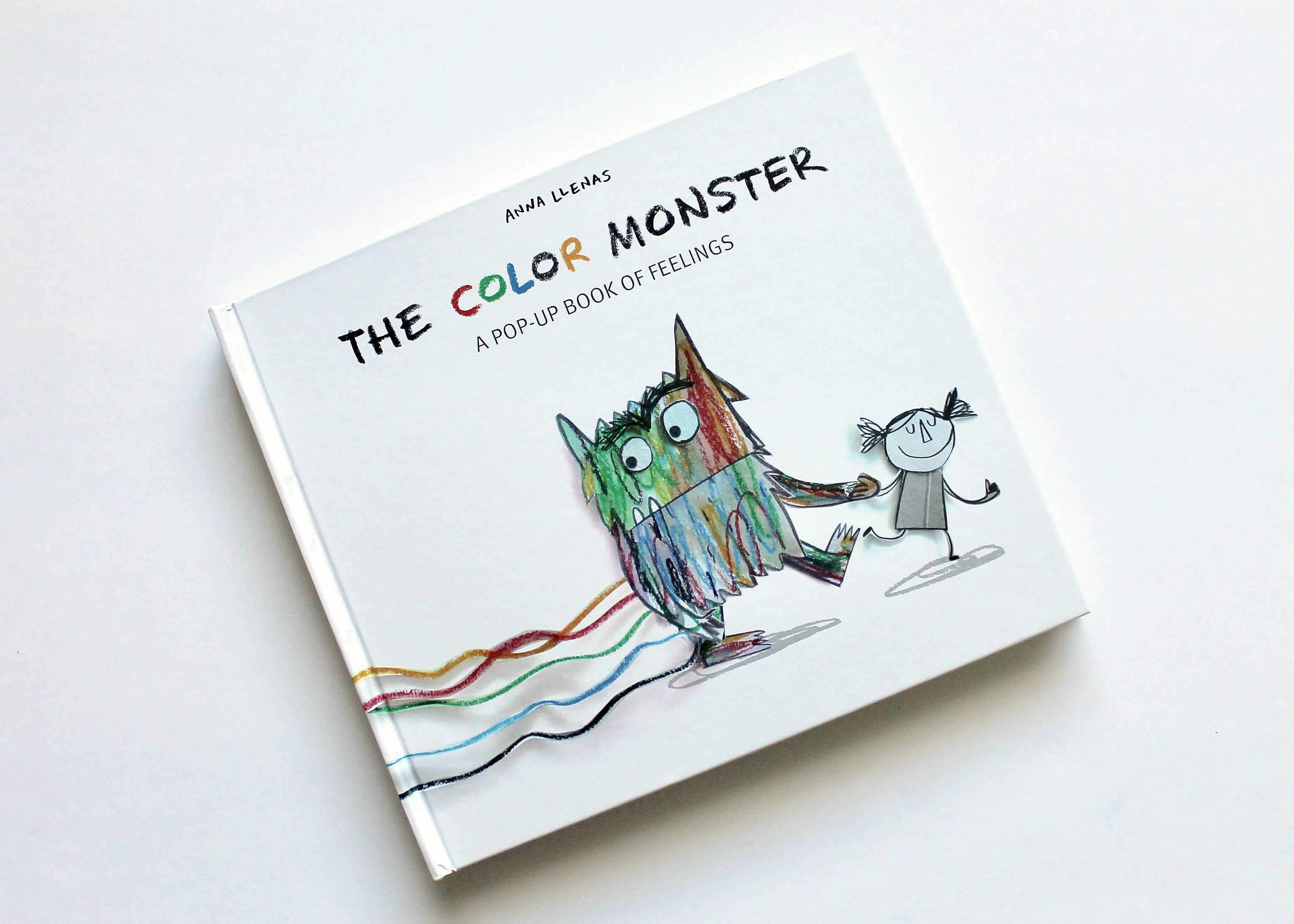 "Best Kids Books About Feelings | ""The Color Monster"""