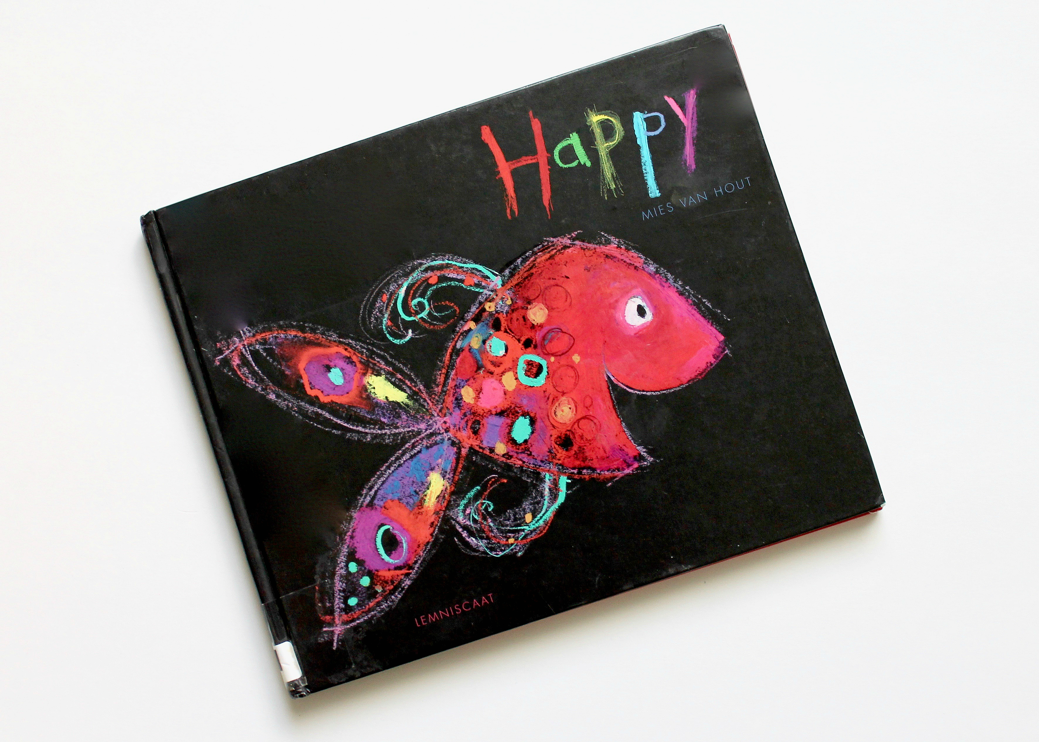 "Best Kids Books About Feelings | ""Happy"" book"