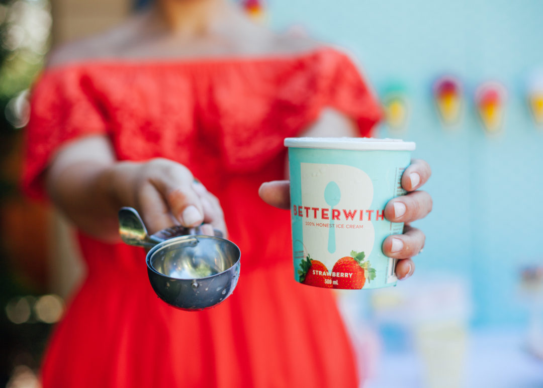Treat Yo Self Ice Cream Social | Betterwith Ice Cream