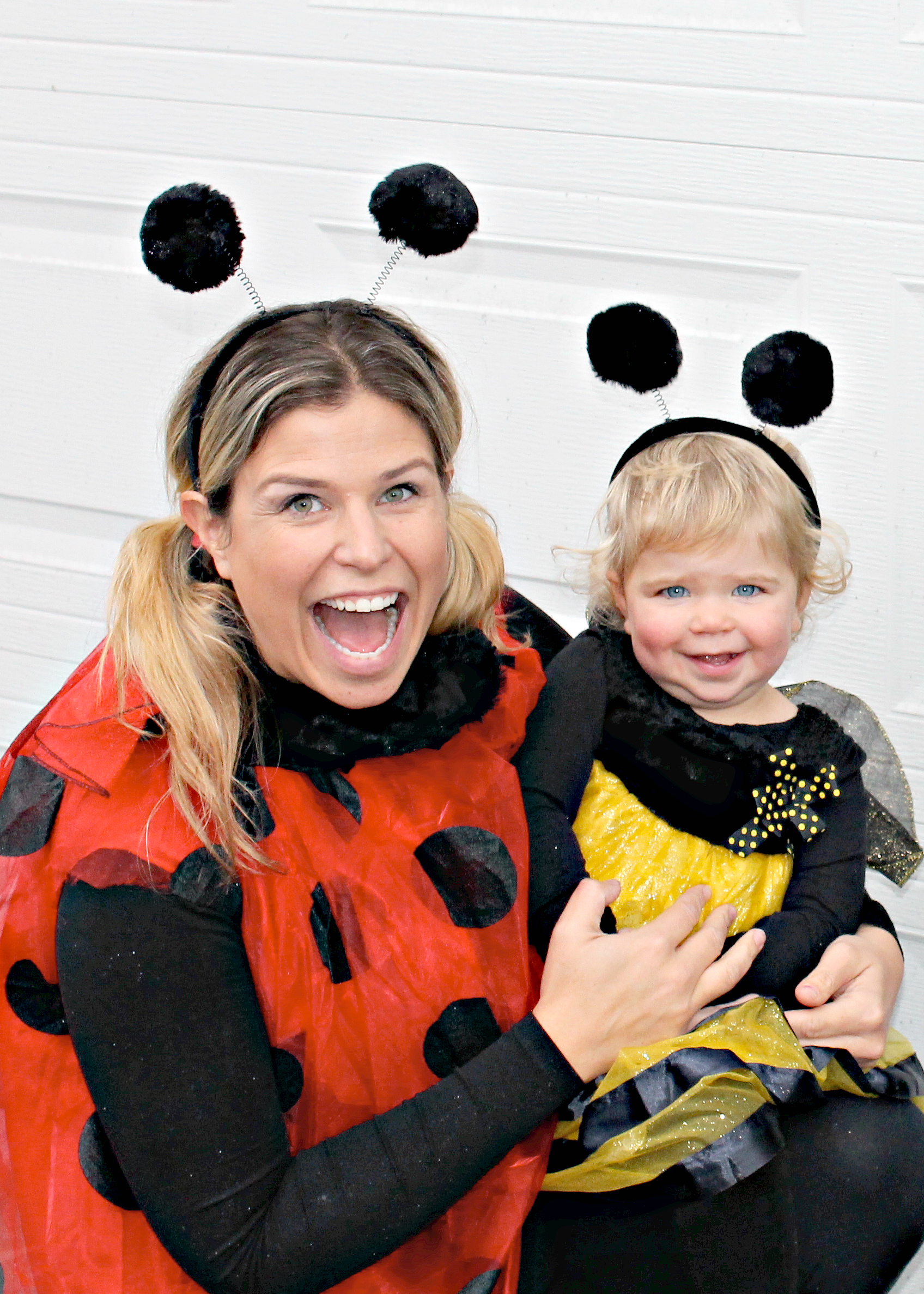 Family Halloween Costume Ideas | Group Costume Ideas | Kids Halloween Costumes | Ladybug Bee and Spider Costume