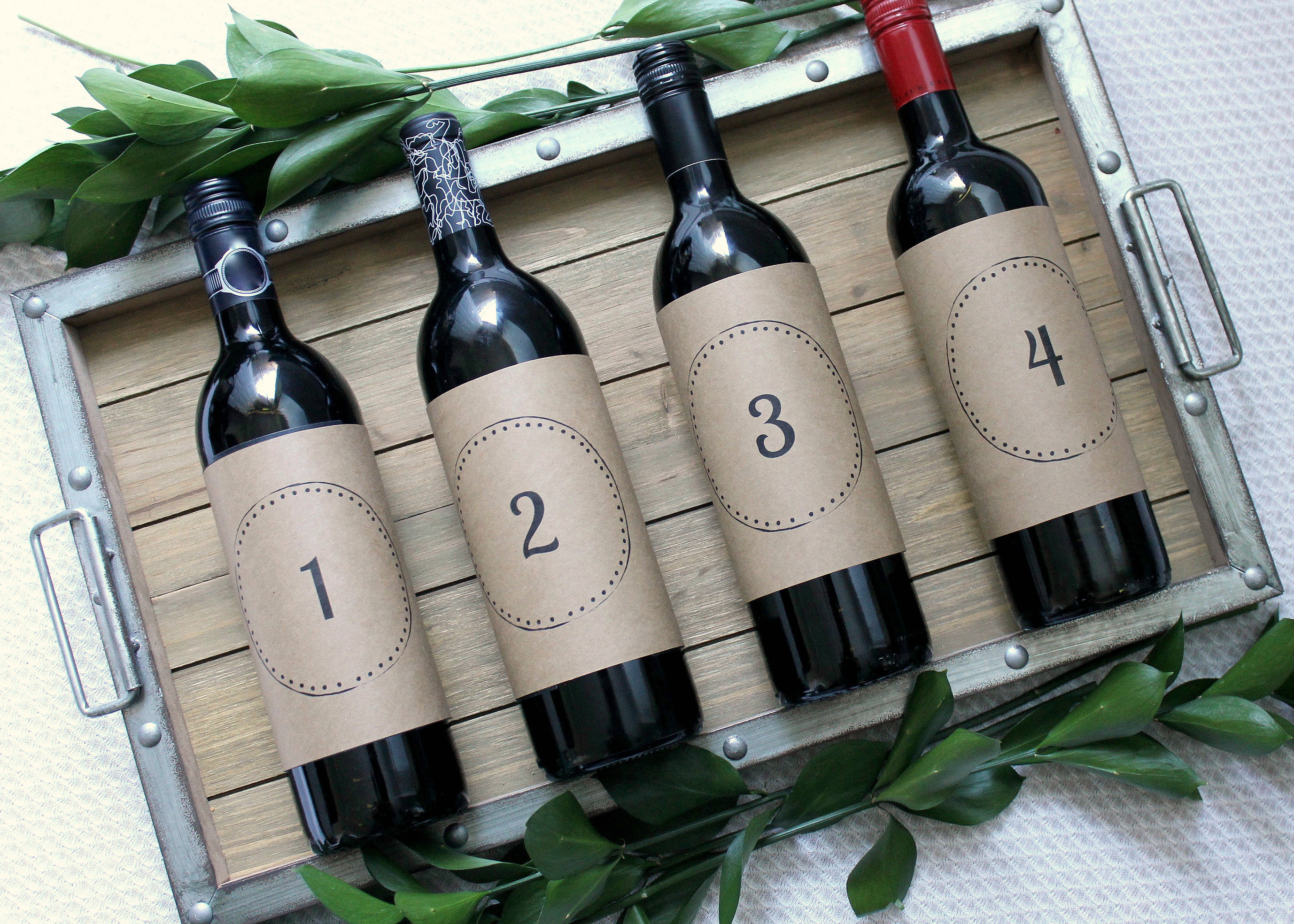 Mom's Night In | Wine Tasting | Wine Party Ideas | Holiday Entertaining | Free Printable