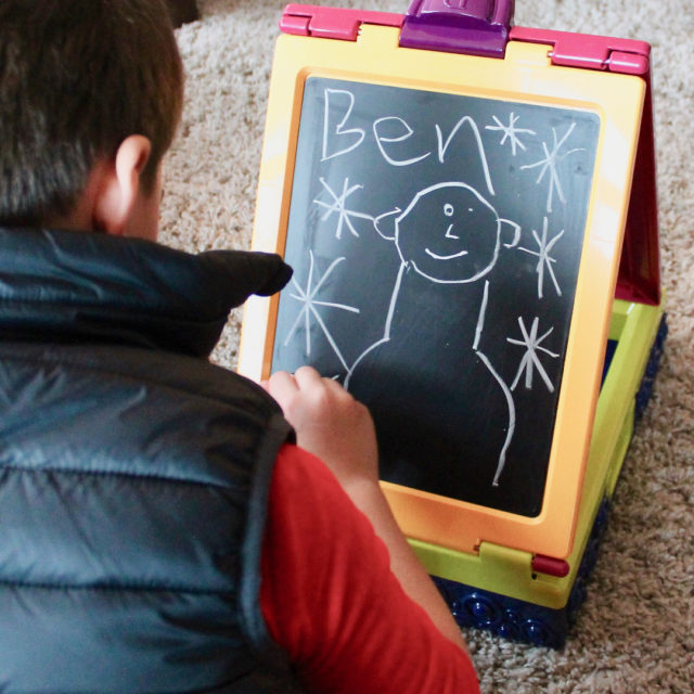 We love our mybtoys Take It Easel Portable with anhellip