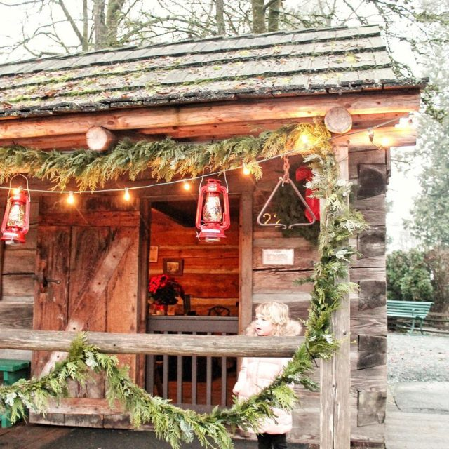 The cutest little house in the woods Knowing Vancouver realhellip