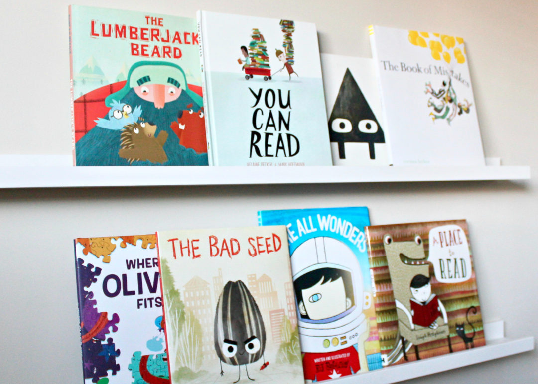 2017 Top Picture Books | Best Book of 2017 | Kids Book List | Kids Literacy