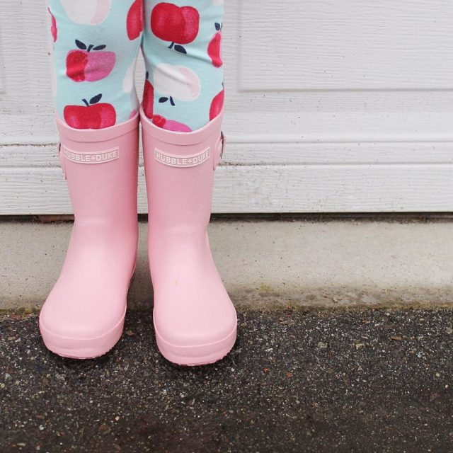 When your rain boots are this cute they must behellip