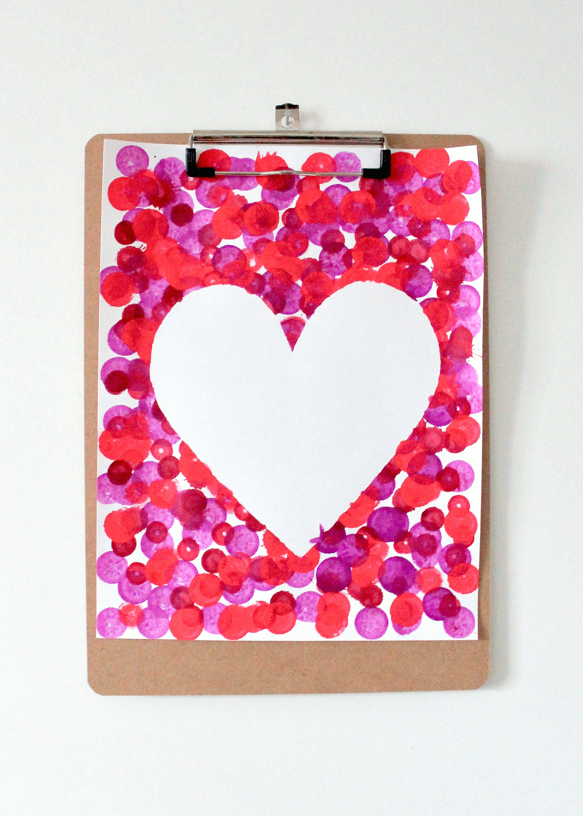 Diy dollar store valentine 39 s day crafts this sweet happy for Valentines day toddler crafts
