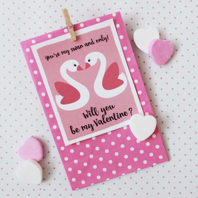 Need last minute Valentines Day cards? Head to the bloghellip