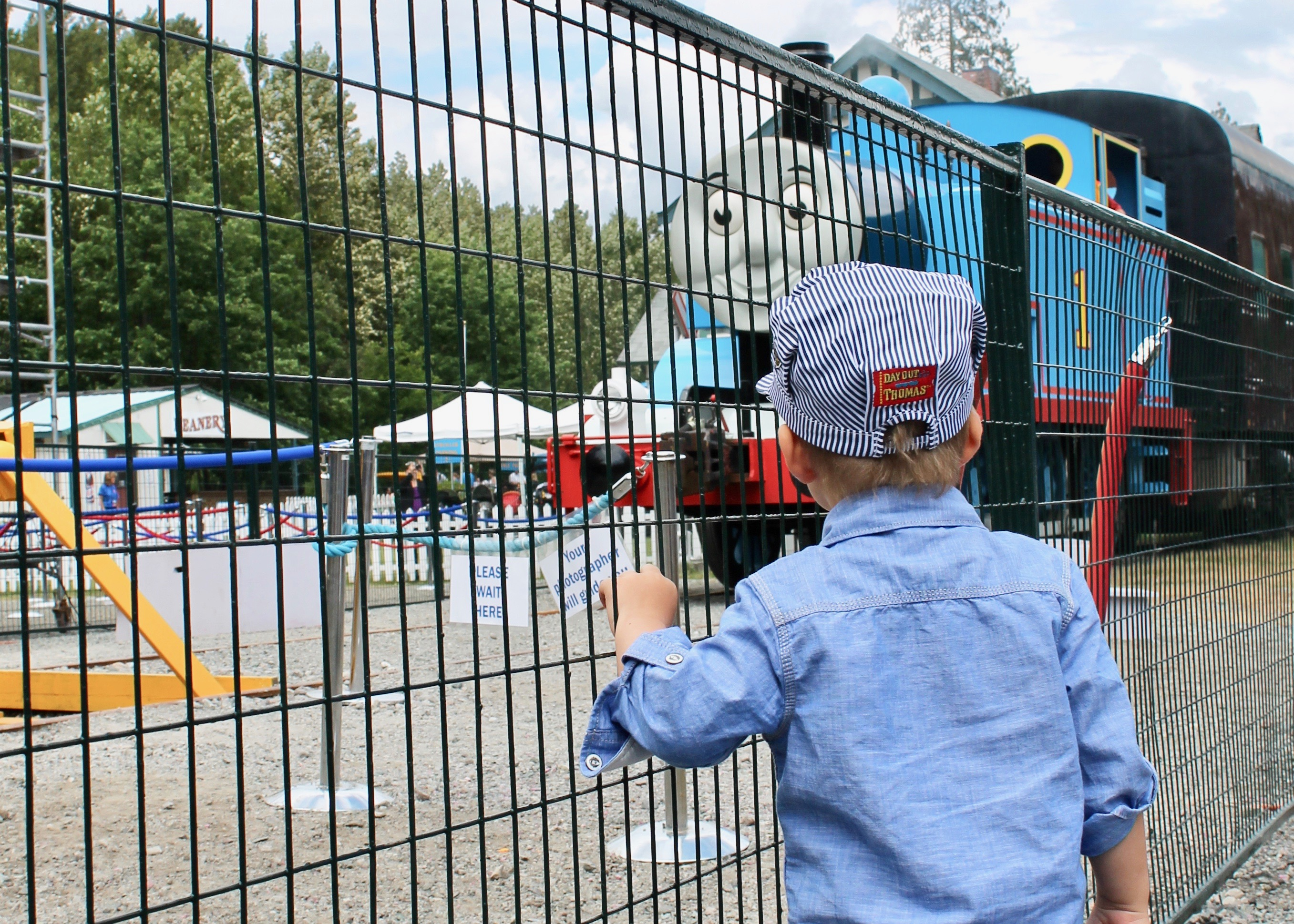 Vancouver Mom Giveaway | Thomas the Train | West Coast Railway Heritage Park