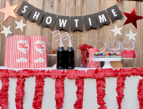 Backyard Movie Night | Outdoor Movie Night | Kids Summer Party Idea | Vancouver Rental Company