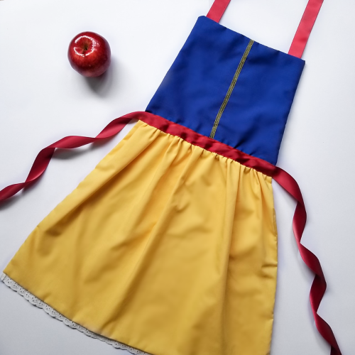 Kids Aprons | Disney Apron | Disney Gift | Kids Gift Ideas | Frozen 2